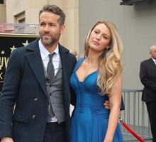 Celebrity Baby News: Blake Lively & Ryan Reynolds Reveal Sex of Third Baby