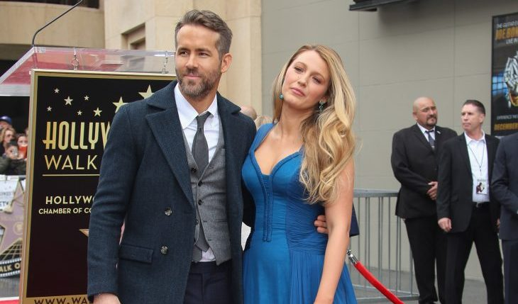 Cupid's Pulse Article: Celebrity Baby News: Blake Lively & Ryan Reynolds Reveal Sex of Third Baby