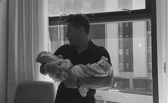Cupid's Pulse Article: Kym Johnson & Robert Herjavec Welcome Celebrity Baby Twins