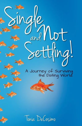 Cupid's Pulse Article: Author Interview: Tonia DeCosimo Discusses Book 'Single & Not Settling!: A Journey of Surviving the Dating World'