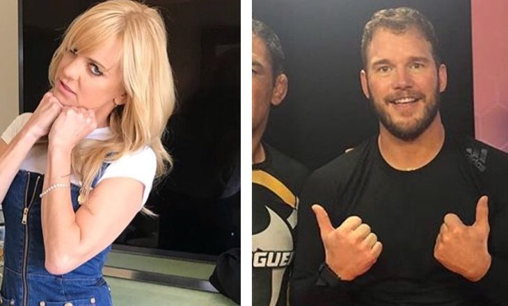 Cupid's Pulse Article: Celebrity Break-Up: Anna Faris Learns Important Lesson From Divorcing Chris Pratt