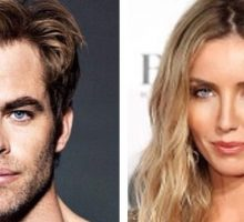 New Celebrity Couple: Chris Pine & Annabelle Wallis Are Dating
