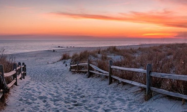 Cupid's Pulse Article: Best East Coast Beaches for Summer 2018