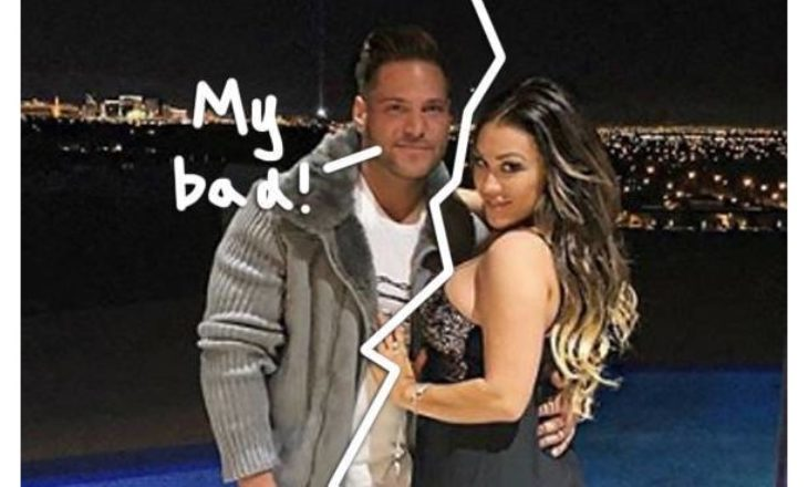 Cupid's Pulse Article: Celebrity Break-Ups: Ronnie Magro-Ortiz & Ex Jen Harley Are 'Peaceful Now' After Explosive Split