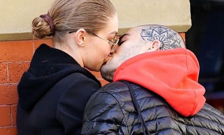 Cupid's Pulse Article: Celebrity News: Gigi Hadid and Zayn Malik Caught Kissing After Split