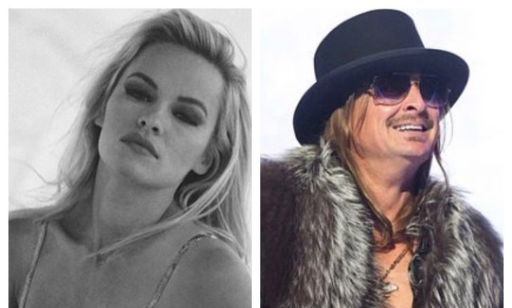 Cupid's Pulse Article: Celebrity News: Pamela Anderson Never Talked to Kid Rock Again After Celebrity Divorce