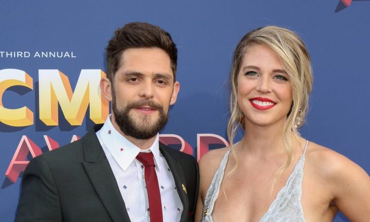 Cupid's Pulse Article: Celebrity News: Thomas Rhett & Wife Lauren Speak Out Against Racism for Adopted Daughter