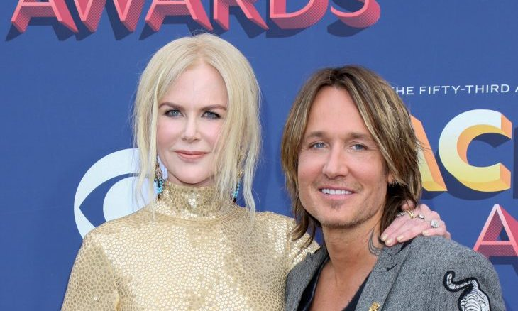 Cupid's Pulse Article: Celebrity Couple Keith Urban & Nicole Kidman Cry Together After He Wins Entertainer of the Year at the CMAs