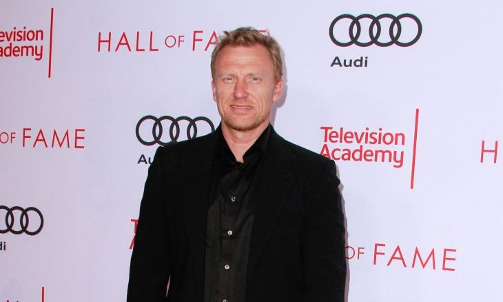 Cupid's Pulse Article: Celebrity Baby News: 'Grey's Anatomy' Star Kevin McKidd and Wife Arielle Welcome First Child on Mother's Day