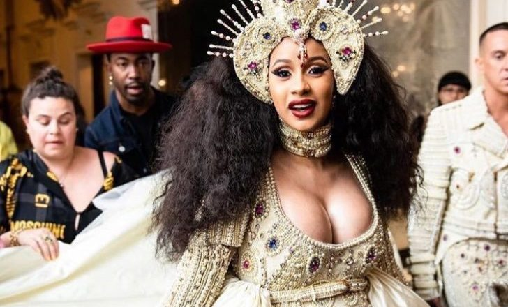 Cupid's Pulse Article: Celebrity Wedding: Cardi B Confirms She Secretly Married Offset in September 2017