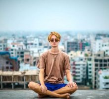 Fitness Tips: Meditate And Practice Breathing