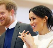 Royal Celebrity News: Prince Harry Feels 'Responsible' for Meghan Markle 'Being So Miserable'
