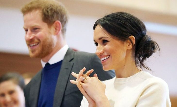 Cupid's Pulse Article: Royal Celebrity Baby: Prince Harry Hopes First Child With Duchess Meghan Is a Girl