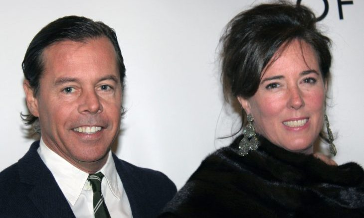 Cupid's Pulse Article: Celebrity News: Kate Spade's Husband Breaks Silence After Her Death By Suicide