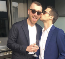 Celebrity Break-Up: Sam Smith & Brandon Flynn Split After Nine Months of Dating