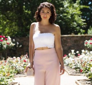 Cupid's Pulse Article: Fashion Trend: 5 Ways to Wear a Bandeau Top