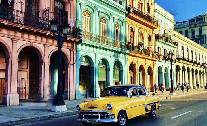 Cupid's Pulse Article: Vacation Destination: Plan a Trip to Cuba