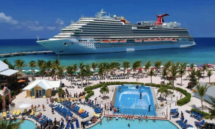Cupid's Pulse Article: Celebrity Travel: Bring Your Family on a Cruise
