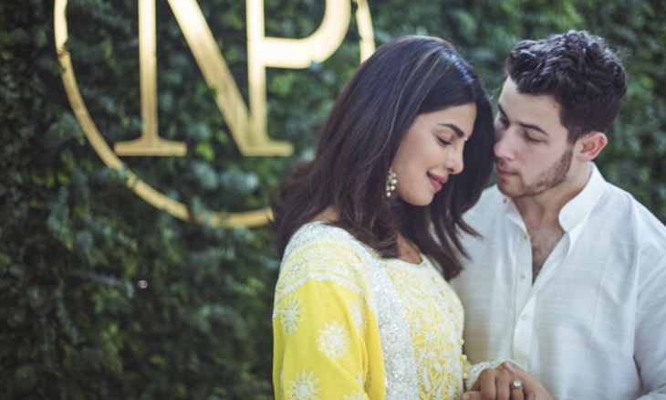 Cupid's Pulse Article: Celebrity Wedding: Priyanka Chopra Celebrates Bridal Shower Ahead of Wedding with Nick Jonas