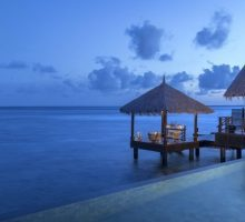 Travel Trend: Shangri-La's Villingili Resort & Spa in the Maldives