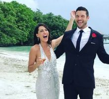 Celebrity Couple News: 'Bachelorette' Becca Kufrin Is Engaged to Garrett