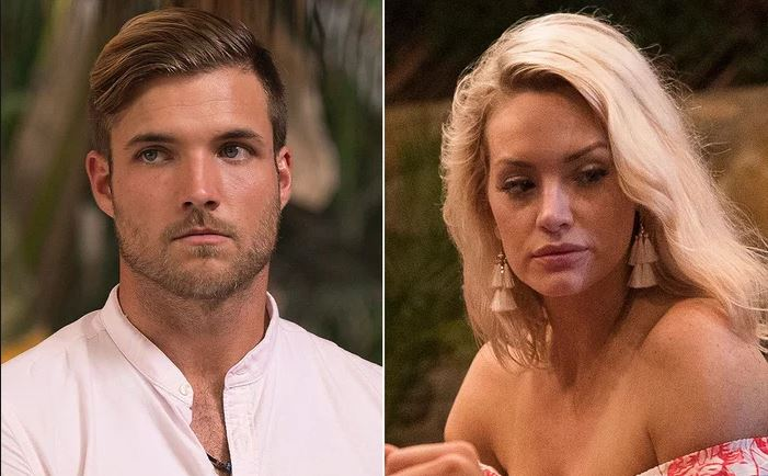 Cupid's Pulse Article: Celebrity News: 'Bachelor in Paradise' Alum Jordan Kimball Denies Falsifying Jenna Cooper Cheating Texts