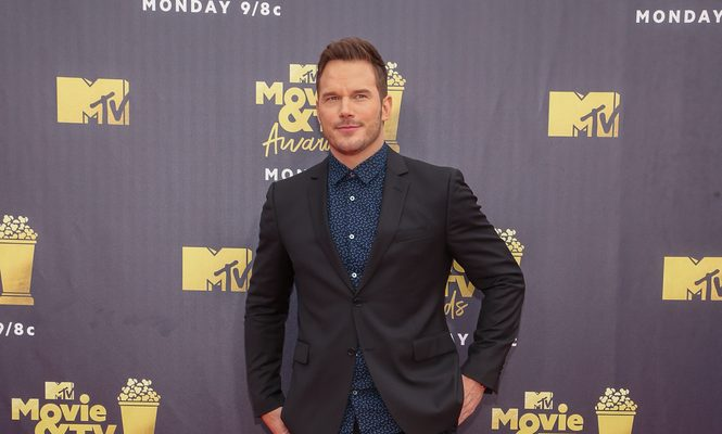 Cupid's Pulse Article: Celebrity Wedding: Chris Pratt & Katherine Schwarzenegger Are Engaged!