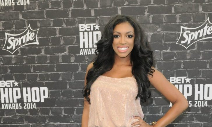 Cupid's Pulse Article: Celebrity Wedding News: Pregnant 'RHOA' Star Porsha Williams Is Engaged to Dennis McKinley