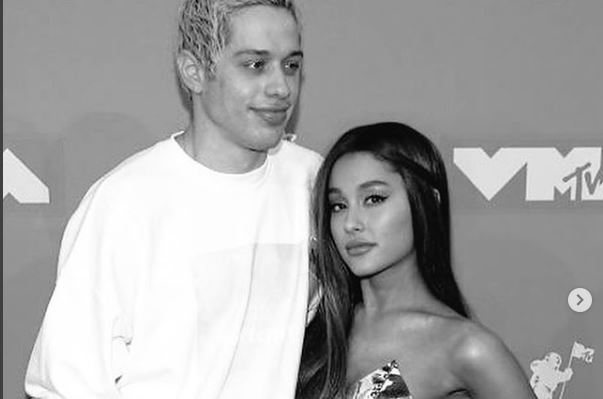 Cupid's Pulse Article: Celebrity Break-Up: Pete Davidson & Ariana Grande's Relationship Was Strained After Mac Miller's Death