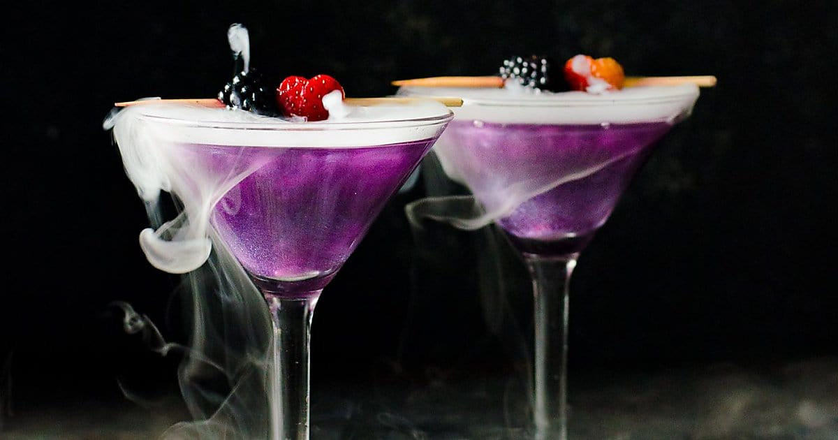 Cupid's Pulse Article: Love & Libations: Cocktails Inspired by Halloween