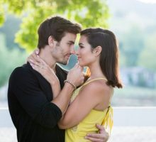 Celebrity Interview: Ashley Iaconetti and Jared Haibon Talk Wedding Plans and Dating Tips