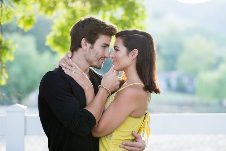 Cupid's Pulse Article: Celebrity Interview: Ashley Iaconetti and Jared Haibon Talk Wedding Plans and Dating Tips