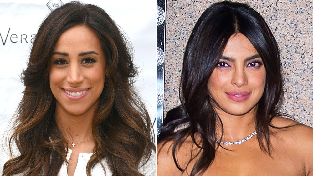 Cupid's Pulse Article: Celebrity News: Find Out Why Danielle Jonas Missed Priyanka Chopra's Bachelorette Party