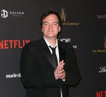 Celebrity Wedding: Quentin Tarantino Marries Daniella Pick in Intimate Ceremony