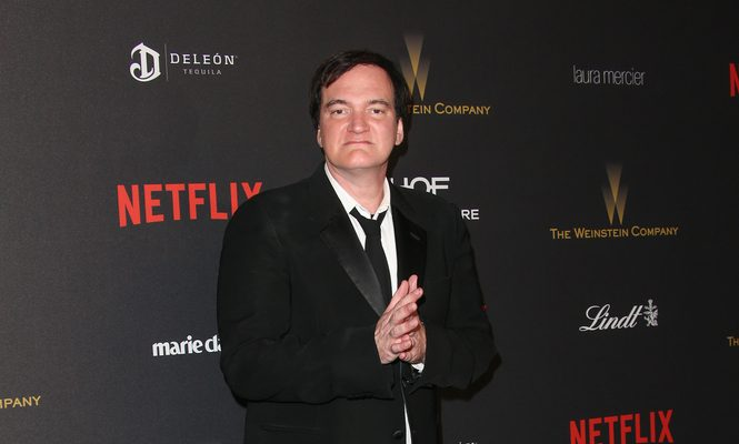 Cupid's Pulse Article: Celebrity Wedding: Quentin Tarantino Marries Daniella Pick in Intimate Ceremony