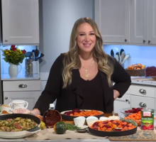 Celebrity Interview: Actress Haylie Duff Talks Thanksgiving Meals and Marriage