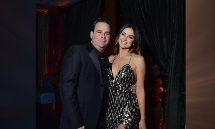 Cupid's Pulse Article: Celebrity Wedding: Lala Kent & Randall Emmett Celebrate Engagement With 'Pump Rules' Co-Stars