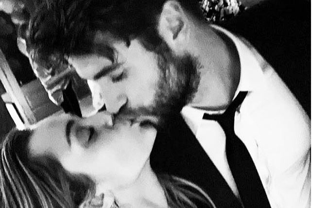 Cupid's Pulse Article: Celebrity Wedding: Miley Cyrus Confirms Marriage to Liam Hemsworth