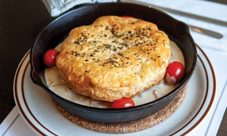 Cupid's Pulse Article: Food Trend: Pot Pies Are Back