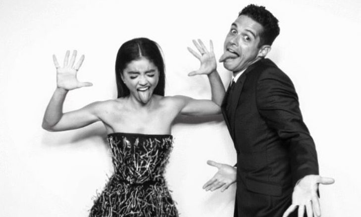 Cupid's Pulse Article: Celebrity News: Wells Adams Praises GF Sarah Hyland One Week After Her Cousin's Death