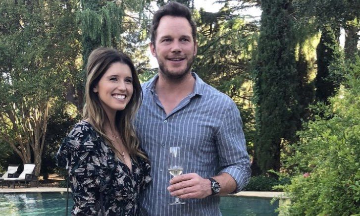 Cupid's Pulse Article: Celebrity Couple: Chris Pratt and Katherine Schwarzenegger Move In Together!
