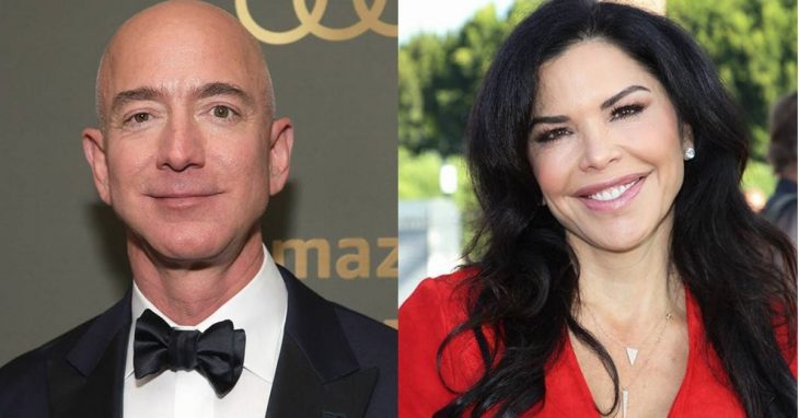 Cupid's Pulse Article: Celebrity News: Jeff Bezos Makes Public Appearance Without Wedding Ring