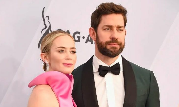 Cupid's Pulse Article: Celebrity Couple: Emily Blunt & John Krasinski Were Warned About Working Together