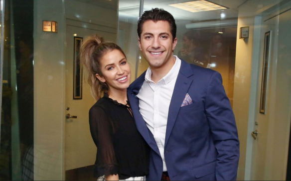 Cupid's Pulse Article: New Celebrity Couple: 'Bachelor' Kaitlyn Bristowe & Jason Tartick Announce Relationship