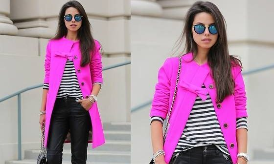Cupid's Pulse Article: Fashion Trend: Neon Fashion Items
