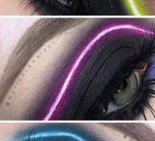 Beauty Trend: Neon Eyeliner