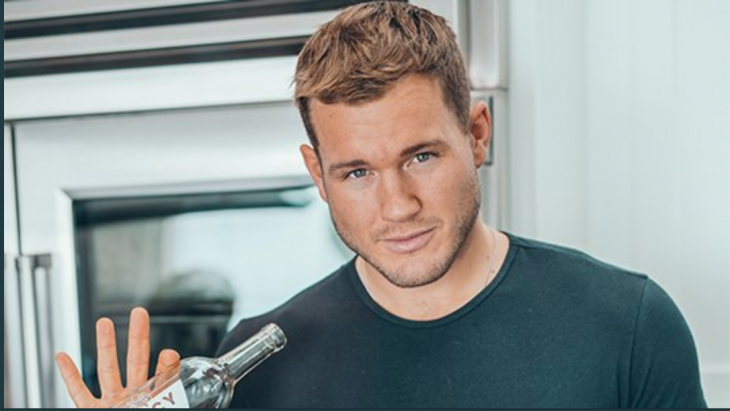 Cupid's Pulse Article: Celebrity News: 'The Bachelor' Colton Underwood Gets Dumped Once Again