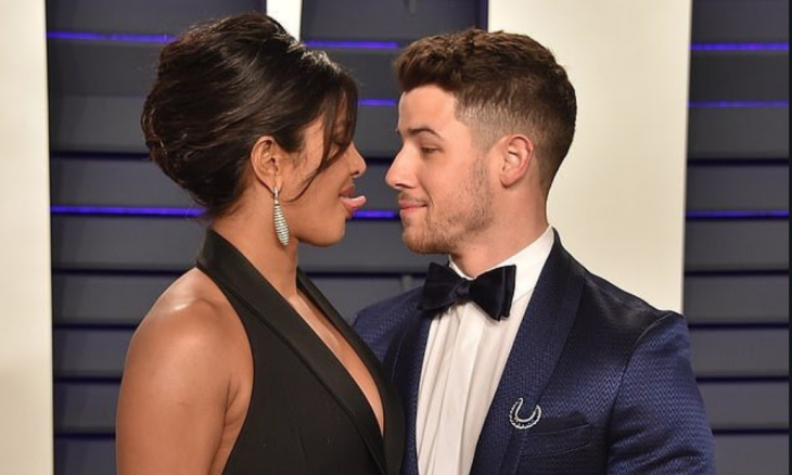Cupid's Pulse Article: Celebrity Couple News: Priyanka Chopra Jonas Admits She Judged Nick Jonas At First