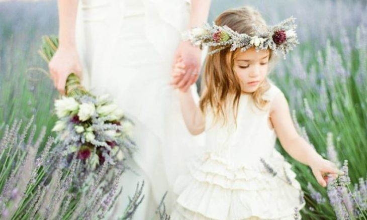 Cupid's Pulse Article: 2019 Style Trends: Flower Girl Dresses