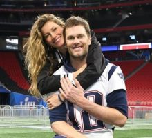 Celebrity Parenting: Tom Brady 'Can't Wait' to Spend Time with Wife Gisele and Kids After Super Bowl 2019 Win